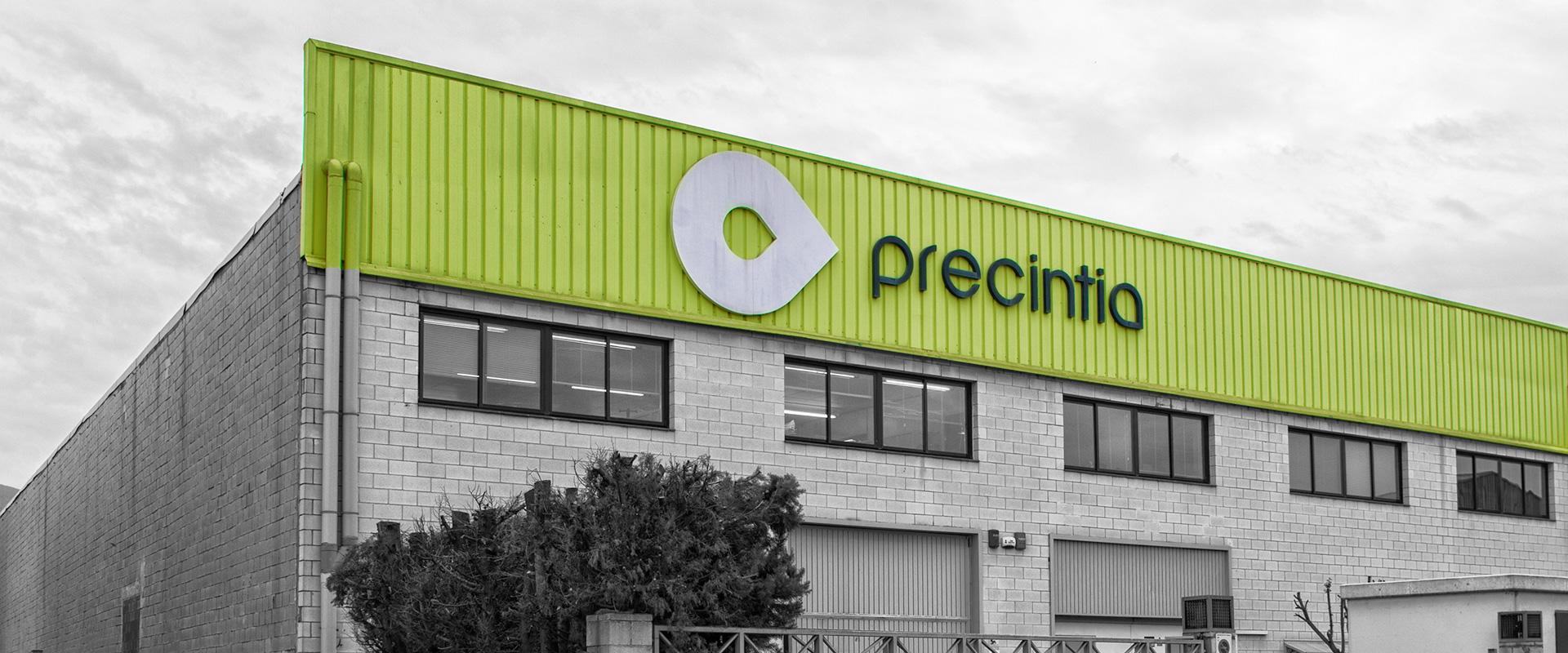 Imagen de las instalaciones de Precintia