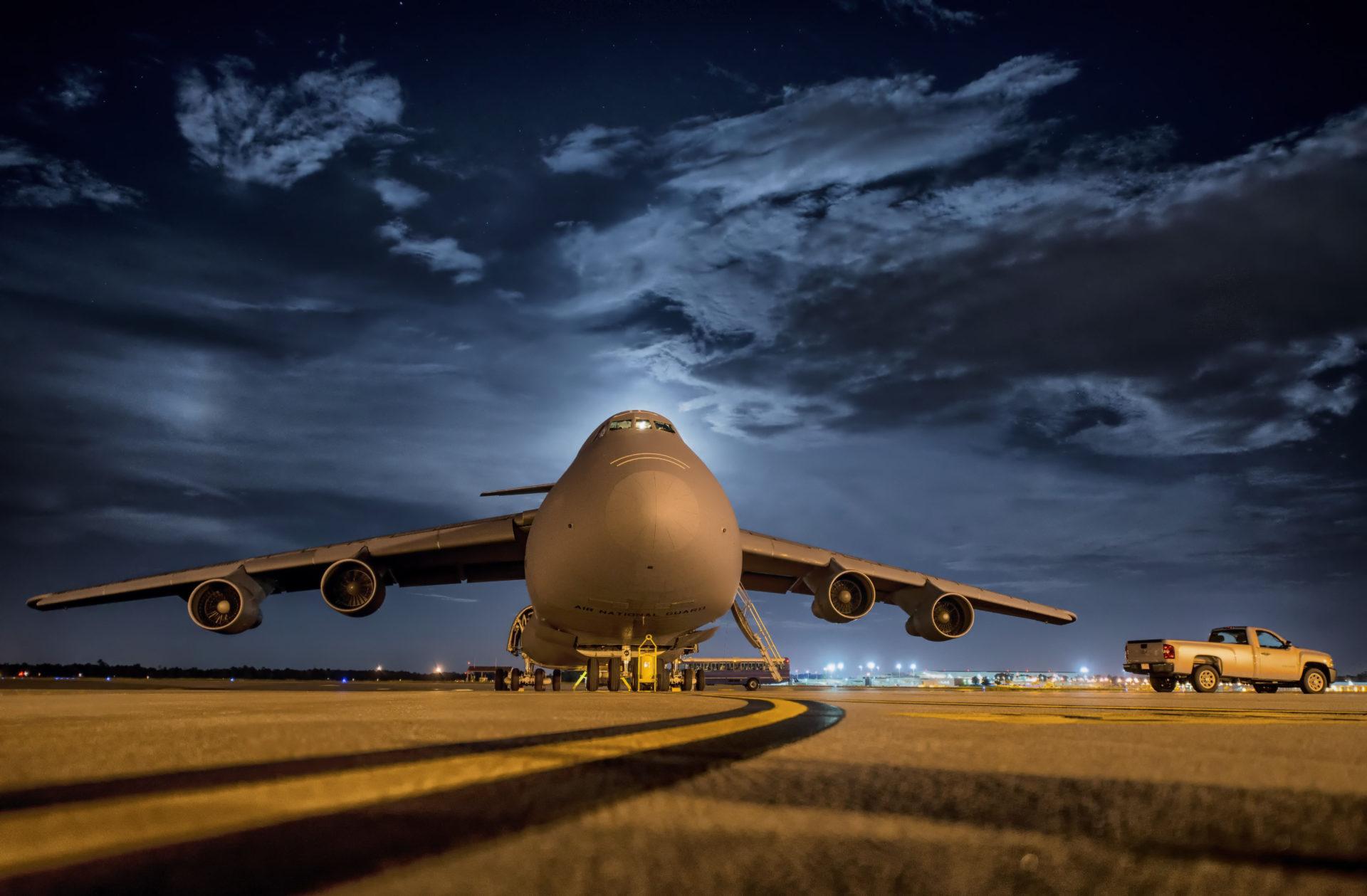 Imagen de un avión