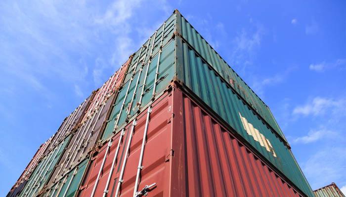 Los precintos de alta seguridad se usan en contenedores marítimos