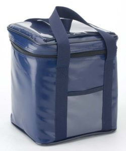 Isothermal security bag