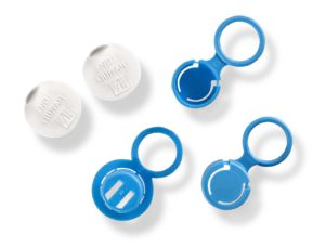 Pull Grip valve-type security seal