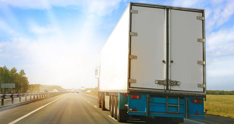 Selos de segurança para camiões