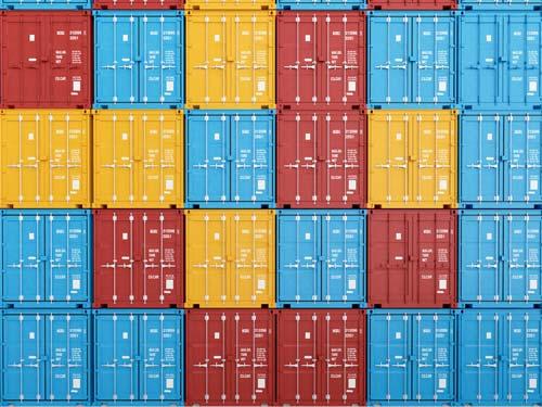 Las puertas de los contenedores marítimos deben ir selladas con precintos de seguridad barrera