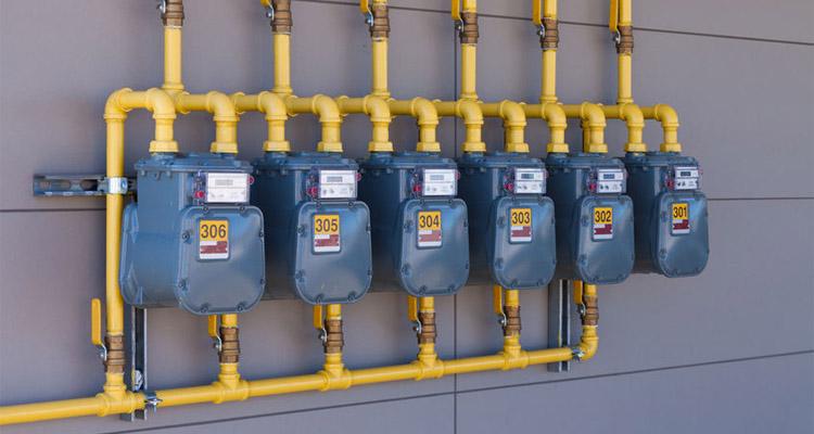 La metrología y los precintos para contadores de gas, luz y agua