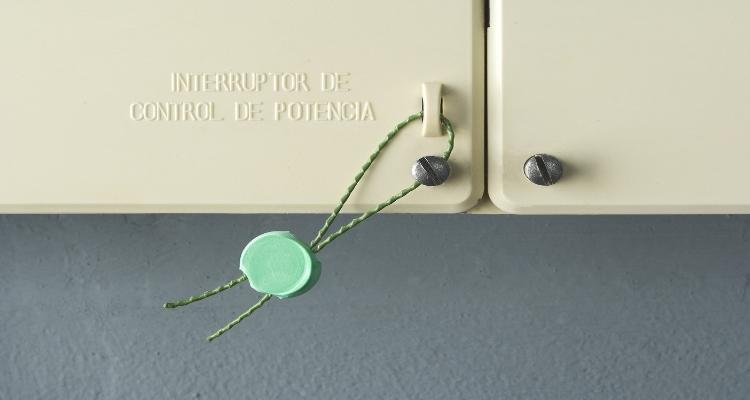 Precinto de tipo botón, la alternativa a los precintos de plomo.