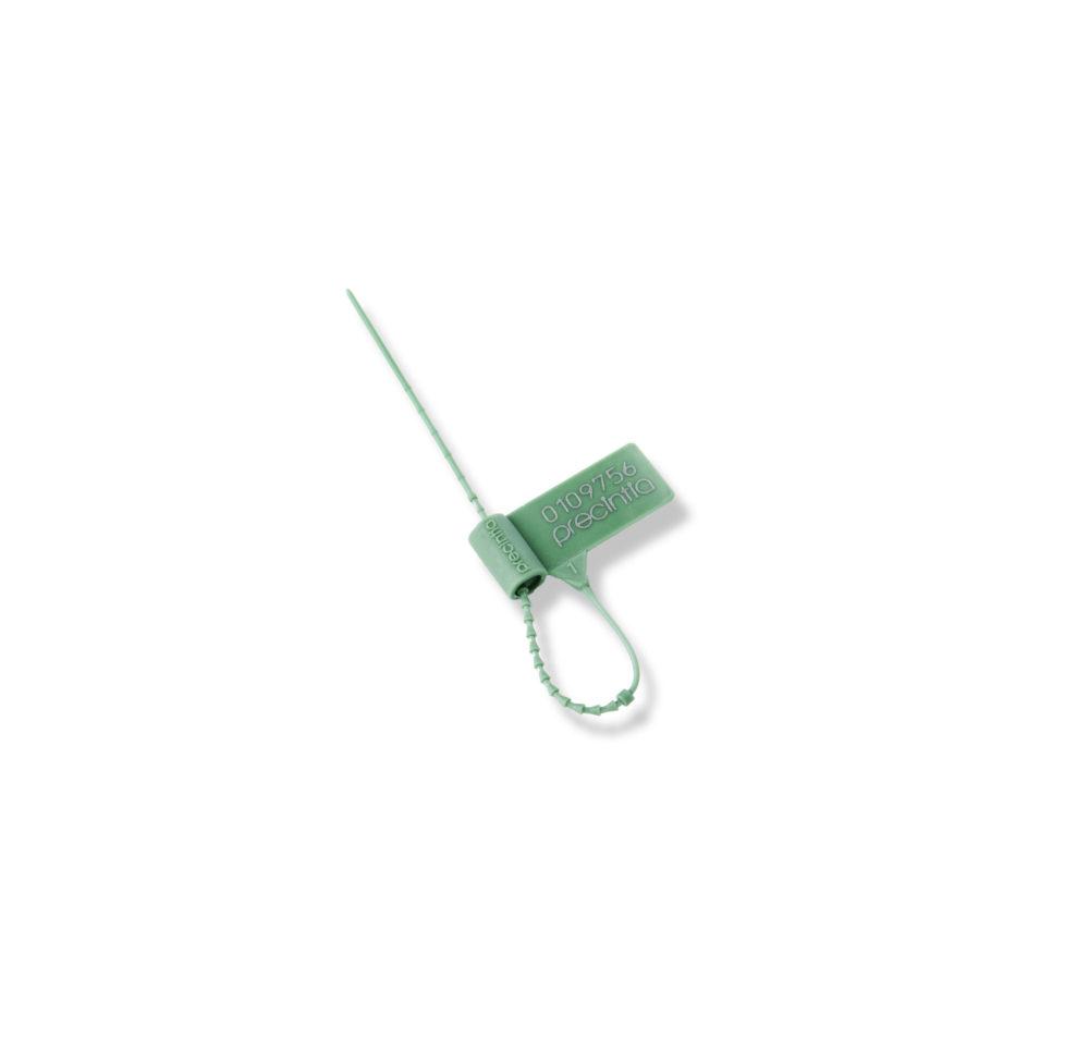 Precinto Pull Fly para bolsas isotérmicas.