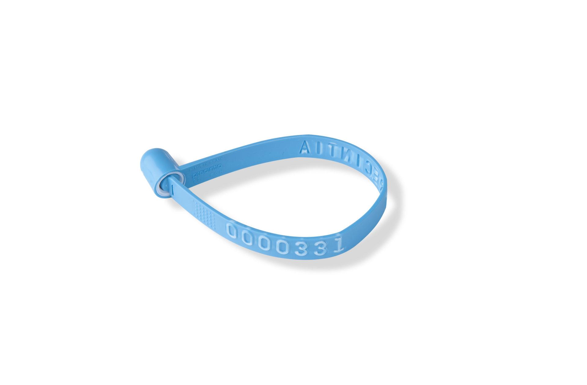 Producto Precinto tipo anillo POLY LOK - Marítimo y Terrestre