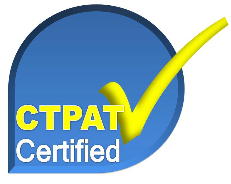 Símbolo de la certificación C-TPAT