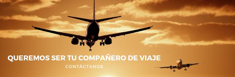 Contacta con Precintia (sector aéreo)