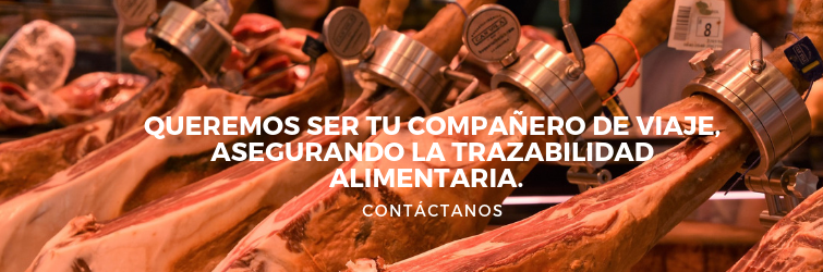 Contacta con Precintia (sector alimentario jamones)
