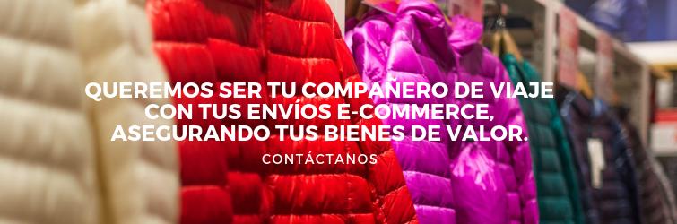 Contacta con Precintia (sector e-commerce)