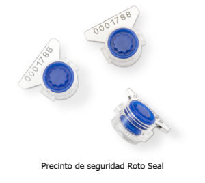 Roto Seal security seal