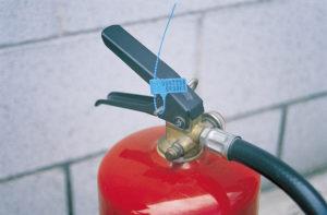 Precinto en extintores