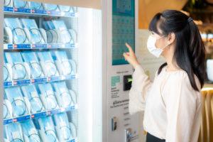 China fue uno de los primeros países en implementar máquinas de vending para mascarillas